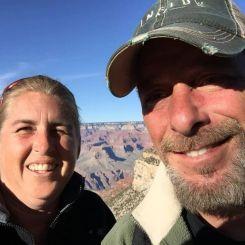 Michelle Butler y James Butler. Imagen: Yahoo.