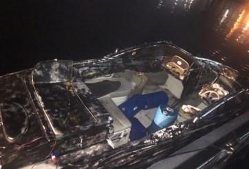 Arrestan 14 mexicanos entrando ilegalmente en un bote en San Diego