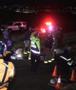 20 migrantes rescatados del drenaje cerca de la frontera de San Diego