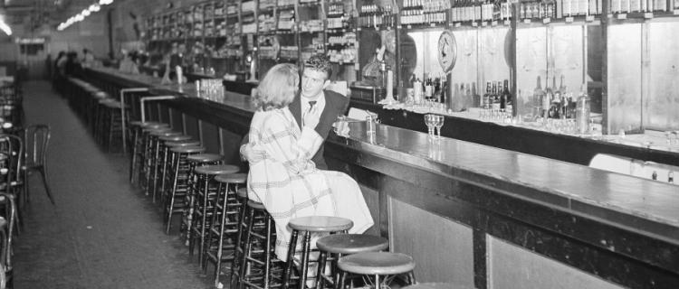 La historia del bar de Tijuana donde una mujer 'bailó con el diablo'