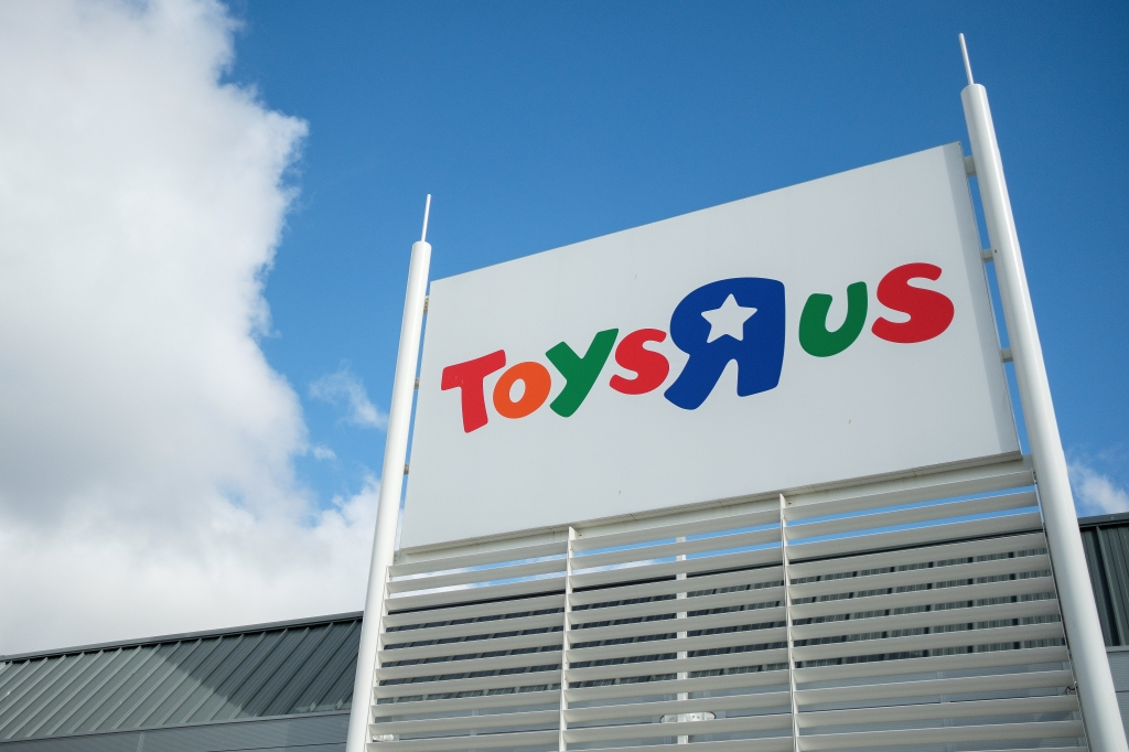toys 'r' us