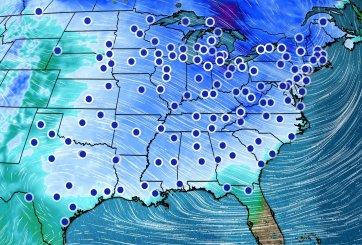 Frío ártico que azota a EE.UU. cobró 4 vidas y se pondrá peor, advierten