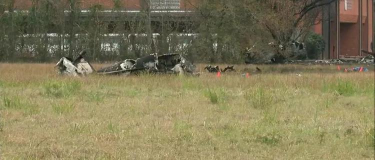 5 personas murieron tras choque de un pequeño avión en Louisiana
