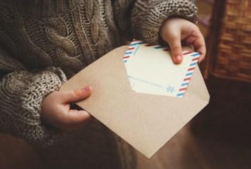 Pequeño víctima de violencia escribe devastadora carta a Santa Claus