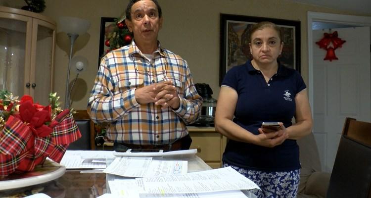 Familia hispana de Tampa dice haber sido víctima de robo de identidad