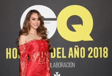 VIDEO: Yanet García luce atrevido atuendo que apenas cubre lo justo