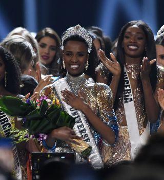 Rompiendo estereotipos, Sudáfrica es la nueva Miss Universo 2019