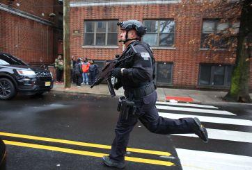 tiroteo jersey city