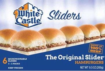 "Retiran hamburguesas congeladas ""White Castle"" por riesgo de listeria"