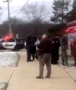 Tiroteo en escuela de Wisconsin; un estudiante y un oficial heridos