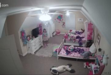 """VIDEO: """"Soy tu mejor amigo, soy Santa Claus"""", hacker sorprende a pequeña"""