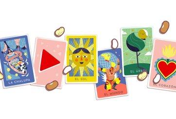 VIDEO: Google rinde homenaje al tradicional juego de la lotería mexicana
