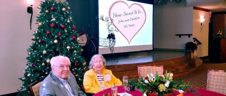 La pareja más longeva del mundo celebra su 80 aniversario de bodas