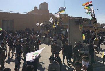 embajada irak