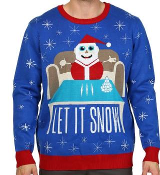 Walmart se disculpa por suéter navideño con imagen de Santa con droga