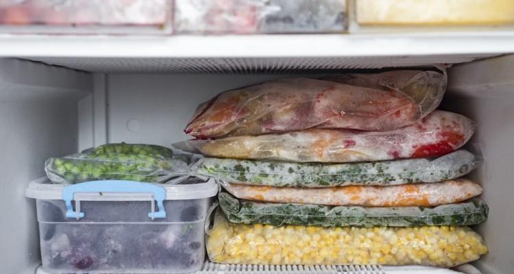 9 alimentos que no deberías de congelar
