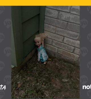 "Muñeca ""poseída"" de Frozen no deja en paz a familia de Texas"