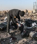 Irán derribó 'involuntariamente' un avión ucraniano por miedo a EE.UU.