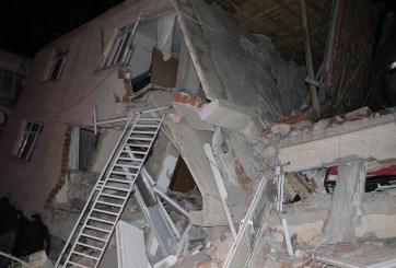 Sismo de magnitud 6,7 sacude Turquía y deja varios muertos