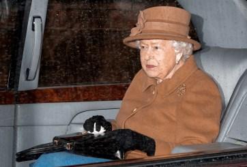 La reina Isabel rompe el silencio sobre Harry y Meghan