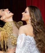 """VIDEO: Gloria Trevi y Mónica Naranjo lo quieren """"Grande"""""""