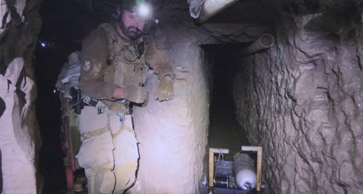 Autoridades encuentran el narcotúnel más largo en la frontera suroeste