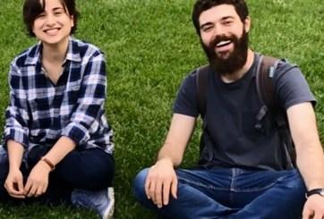 pareja que murió en avionazo irán