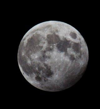 El eclipse de la luna del lobo es la primera de 13 lunas llenas en 2020