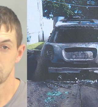 Irá a prisión por hacer explotar el auto de su exesposa con una bomba