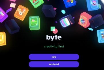 Byte llega al mercado como la nueva versión de la aplicación Vine
