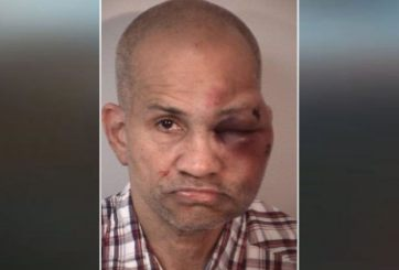 Hombre termina hospitalizado por haber sido sorprendido con dos niños