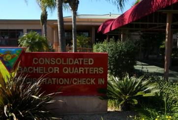 FOTOS: Instalaciones de base militar para cuarentena por coronavirus