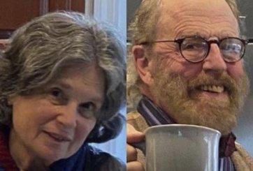 Encuentran a pareja de CA que desapareció en excursión hace 1 semana