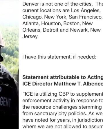 VIDEO: Alcalde apoya a inmigrantes y rechaza acción de ICE
