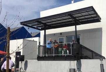 Inauguran proyecto de vivienda y espacio cultural en San Ysidro