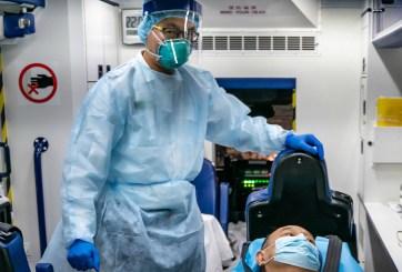 Virus tan peligroso como el coronavirus causa muerte de hombre en China