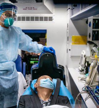 Confirman en Brasil el primer caso de coronavirus