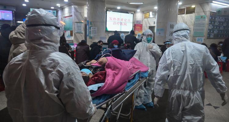 6 médicos muertos y otros 1700 infectados con coronavirus en China
