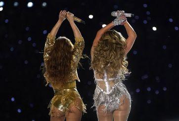 Más de 1,300 quejas por 'show' de J.Lo y Shakira en el Super Bowl