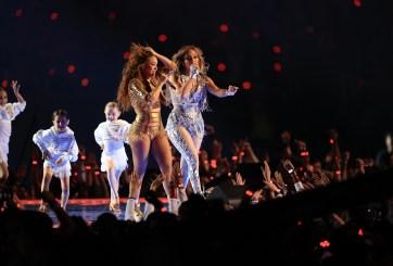 JLo y Shakira conquistan el escenario en el medio tiempo de Super Bowl