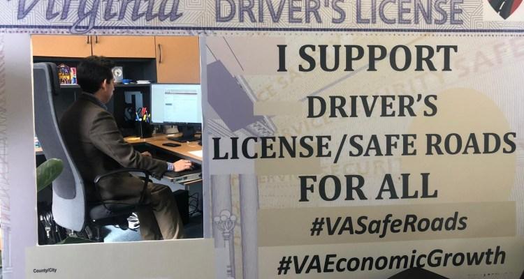 Ya puedes pedir tu cita de licencia si eres indocumentado en Virginia