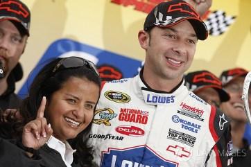 Foto: Alba Colón (NASCAR)