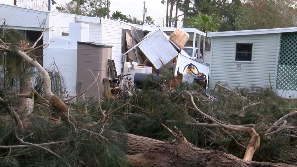 Tornado en Pinellas Park