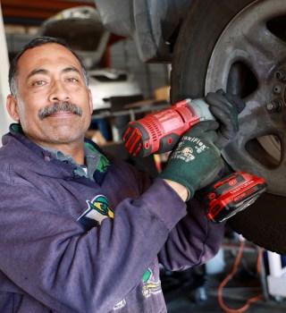 VIDEO: Sergio, mecánico, nos invita a participar en el Censo