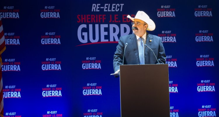 Facebook Sheriff Eddie Guerra