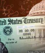 Cheques de $1,200 en paquete acordado entre Casa Blanca y republicanos