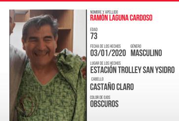 Piden ayuda para encontrar a un hombre última vez visto en San Ysidro
