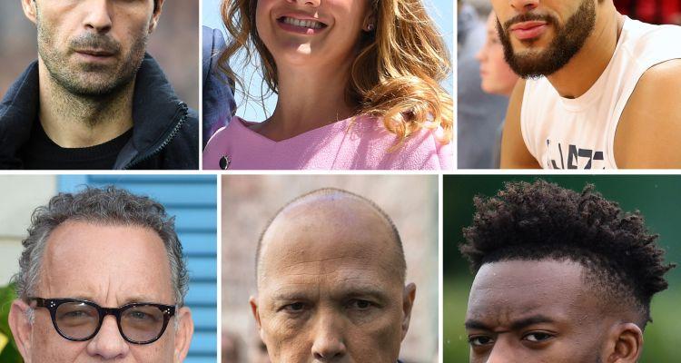 FOTOS: Estos son los famosos que tienen coronavirus