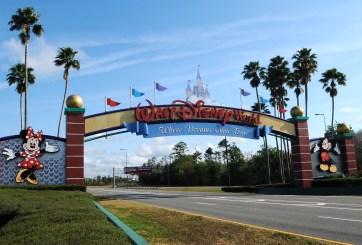 Arrestan a hombre por acampar en Disney World durante la pandemia