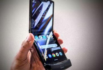 VIDEO: Vuelve el Motorola Razr
